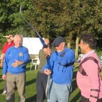 AN ARCHERY EVENING WITH NETHERMOSS ARCHERS.