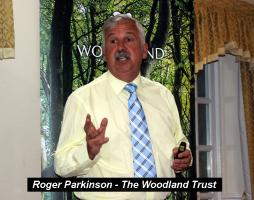 The Woodland Trust by Roger Parkinson BEM