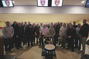 Ten Pin Bowling - Helsby and Frodsham Rotary and Rainhill Rotary.