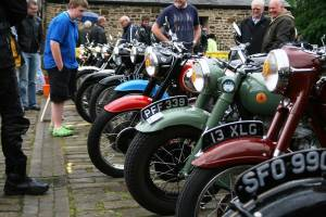Classic Bike Show Photos