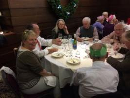 Annual Carol Service and Christmas Dinner