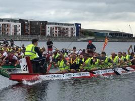 The 2020 Charity Dragon Boat Challenge is coming!
