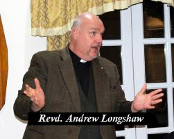 My Vocation by Revd. Andrew Longshaw