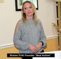 The Beat Autism Charity by Sharon Firth.