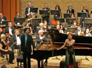 Mar 2011 Charity Concert  West Road Concert Hall Cambridge  7.30 pm