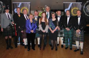 24 January 2013 Burns Supper