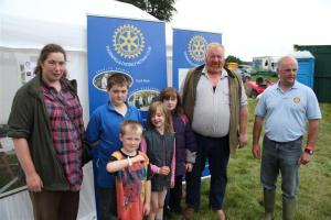 Rotary At The Galloway Country Fair