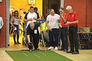 Disabled Sports Day 2018