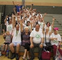 Games for the Disabled 2013 at Eston