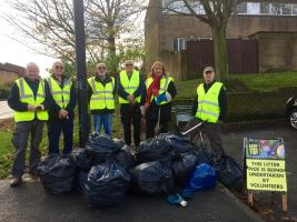 Blackfell Litter Pick