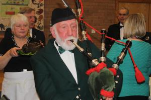 Burns Night Supper at Countesthorpe Village Hall