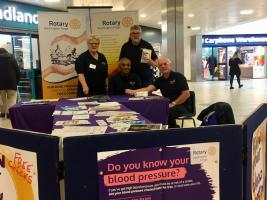 'Know Your Blood Pressure' Checks