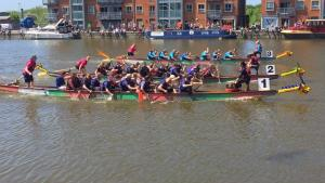 Dragon Boat Regatta 2017 @ Gloucester Docks