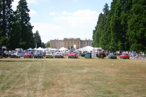 Kimbolton Country Fayre & Classic Car Show 2018