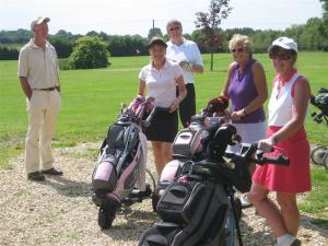 Club Annual Charity Golf Day