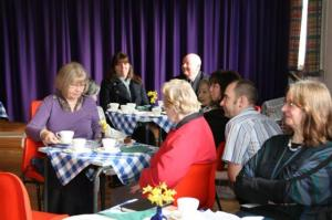 Apr 2011 Memory Cafe, Girton  WI Hall, High Street, Girton, CB3 0PU
