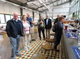 West Berks Brewery Visit