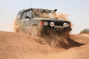 Speaker Paul Dover - off-road experiences in Morocco and the Sahara