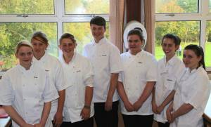 Rotary Club Finals Young Chef 2014