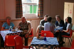 Jul 2011 Memory Cafe, Girton  WI Hall, High Street, Girton, CB3 0PU