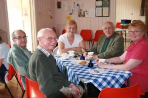May 2011 Memory Cafe, Girton  WI Hall, High Street, Girton, CB3 0PU