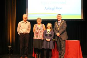 Epsom and Ewell Young Volunteer Awards