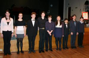 Southern Cotswolds Rotary Young Musician Competition