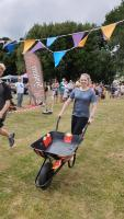 Success of the Great Rotary Wheelbarrow race 2019