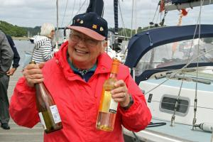 ANNUAL SAILAWAY TO GINS ON THE BEAULIEU RIVER
