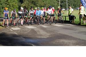 WESSEX HEARTBEAT CYCLE EVENT - ROTARY ASSIST