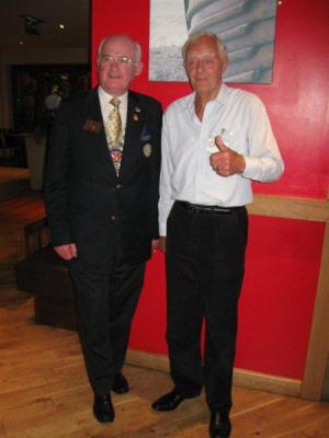 Soverign Harbour Apply for Membership in Rotary International