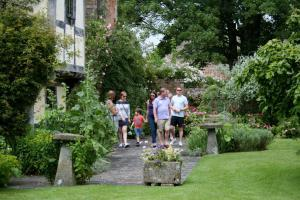 The Hidden Open Gardens of Frampton on Severn