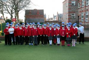 Kid's out day for Bidston Road Primary School