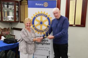 Lamplighter Award For May