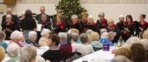 Senior Citizens Christmas Party