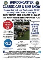 Doncaster Classic Car and Bike Show 2019