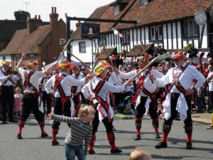 2013 Pinner St George's Day