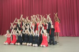 Supporting the Essex Dance Theatre