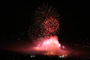 Stroud Valleys  Fireworks