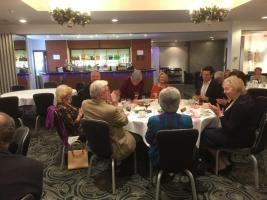 Inner Wheel Christmas Lunch 10th December 2017