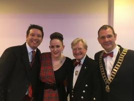20th Jan 2018 - Annual Burns Supper
