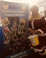 Collection for Rotary Children's Hospice Family Holidays