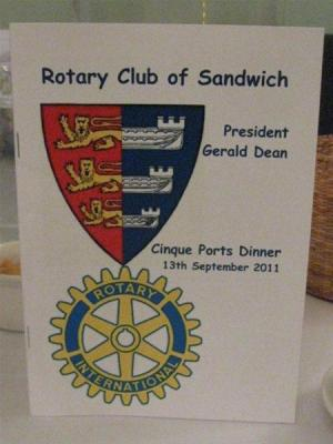 Club Raid on the RC of Sandwich.
