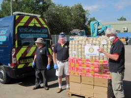 Rotary4FoodBanks project