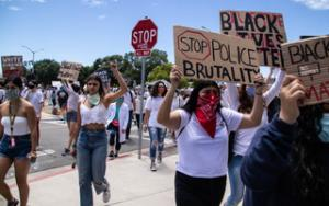 Black Lives Matter Demonstrations and Covid-19 in California