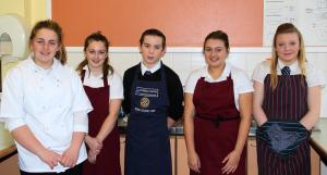 Rotary Young Chef Area Finals 2015