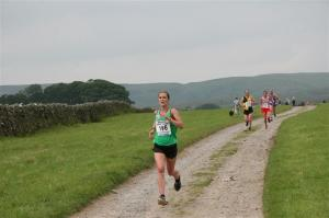 Slideshow of James Herriot Trail Run 2011 between gates 13 -14