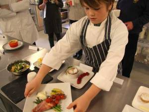 Young Chef Competition 2012