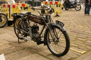 The Sowerby Bridge Classic Bike Show - REPORT ON 2016's EVENT!