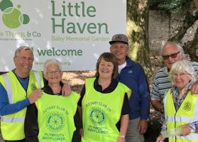 Community Project; Little Haven, Derriford Hospital